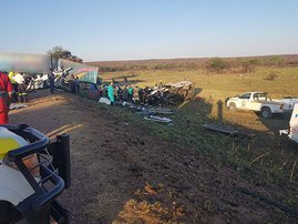Limpopo-crash