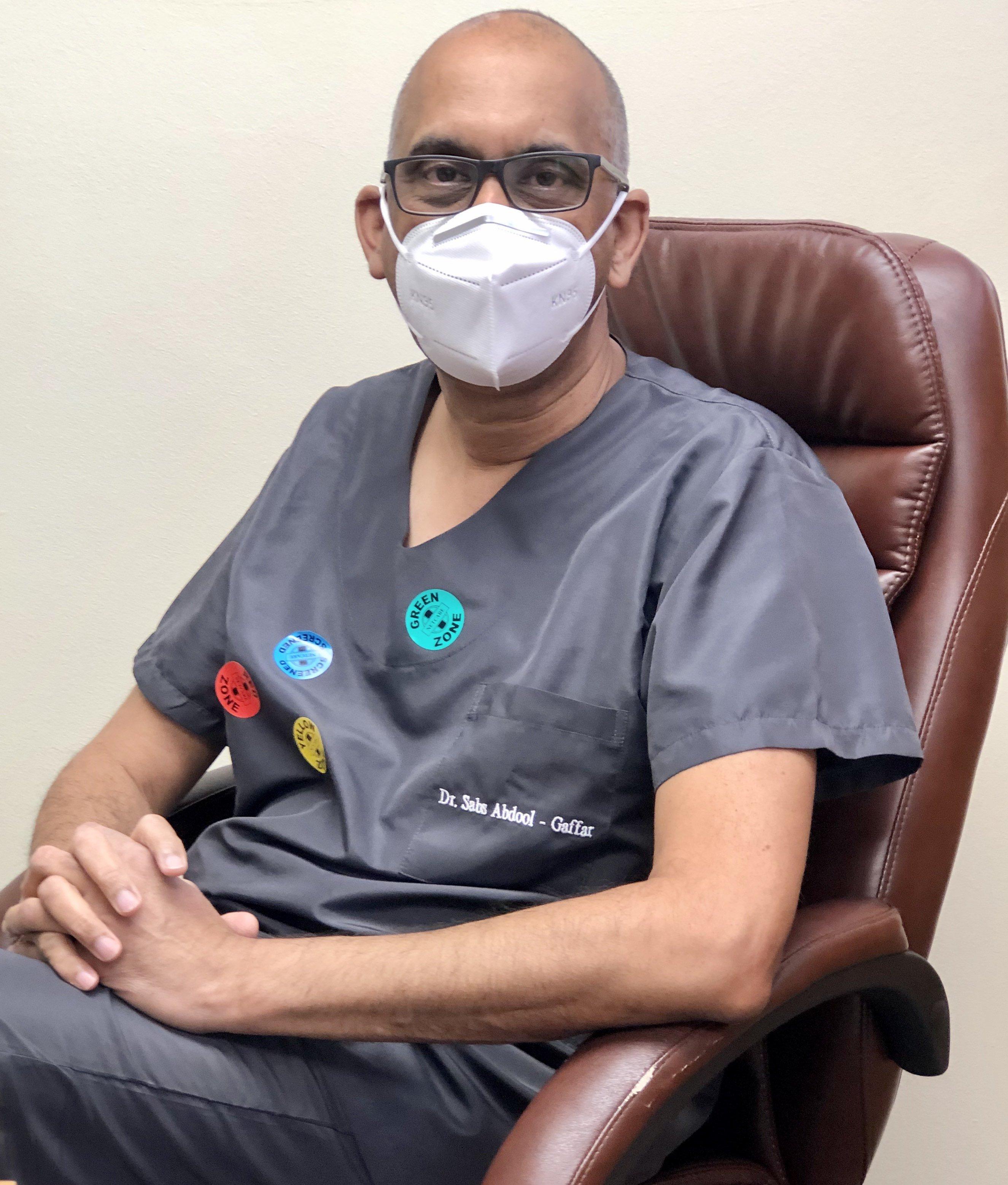 Dr Sabeer Abdool Gaffar