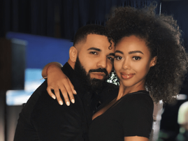 Drake and Bella Harris