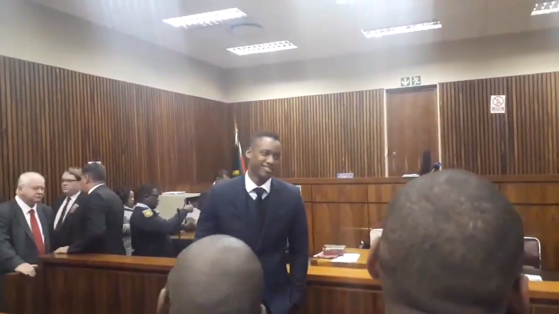 Duduzane Zuma in Court 2