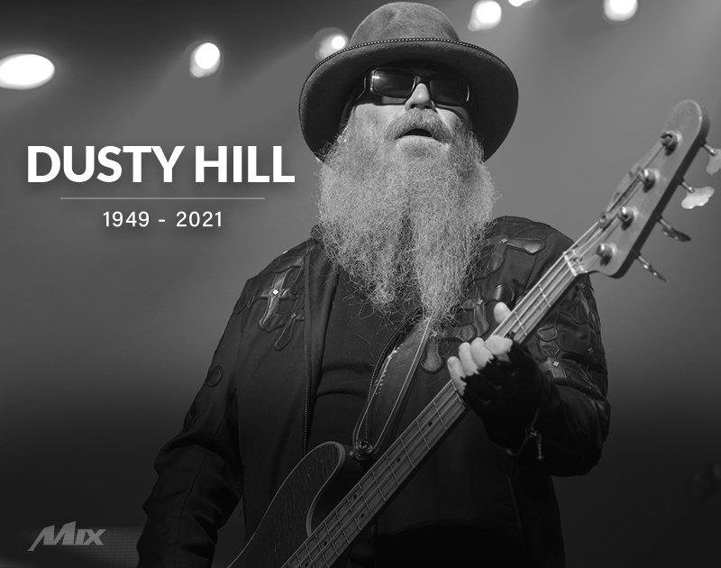 Dusty Hill tribute