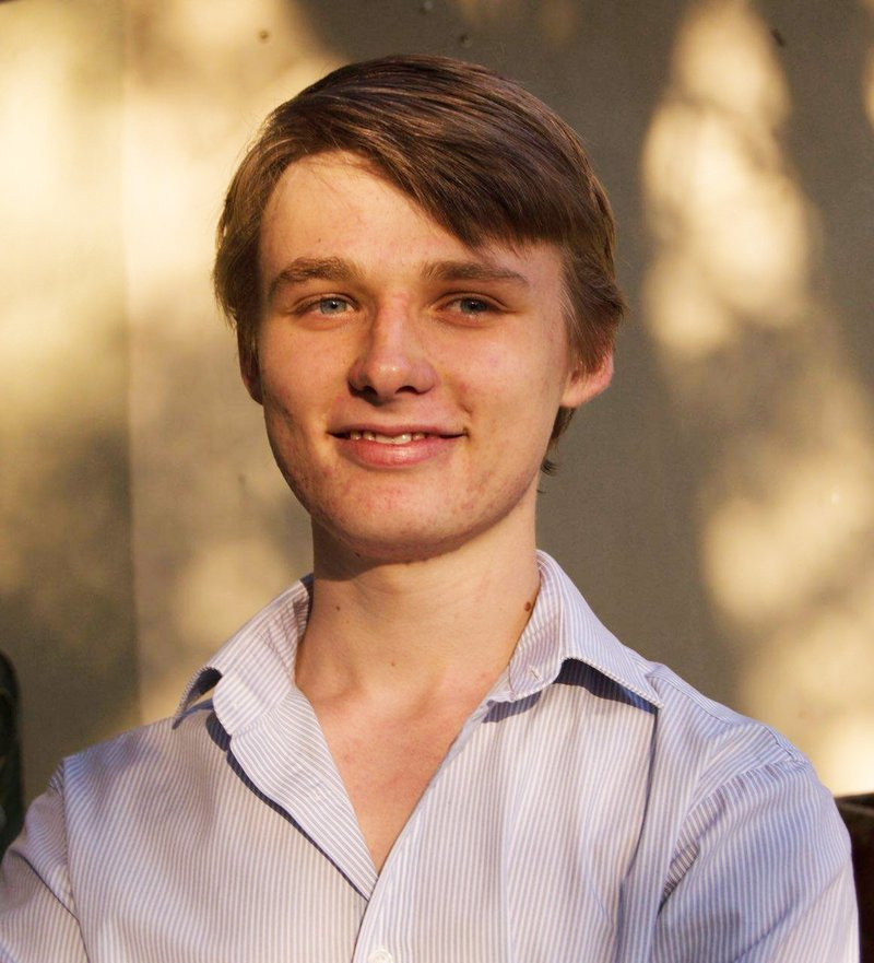 Hjalmar Rall - 18-year-old genius with two degrees