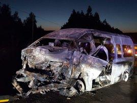 R74 crash Greytown and Kranskop,