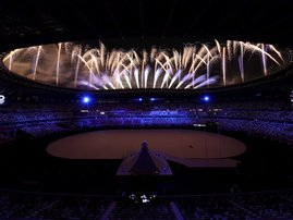 Tokyo Olympics opening ceremony starts under Covid cloud
