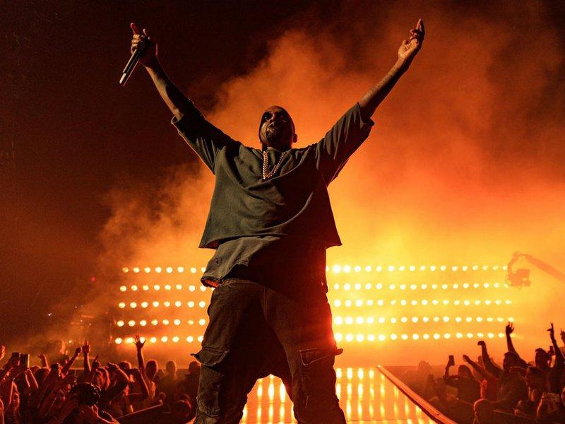 Kanye West friend talk alien language DONDA