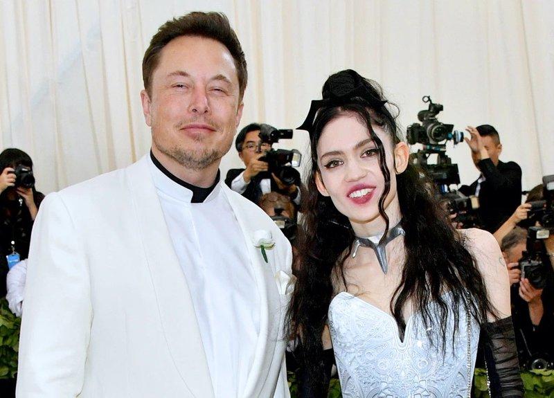 WATCH: Grimes defends Elon Musk in weird video using a TikTok trend