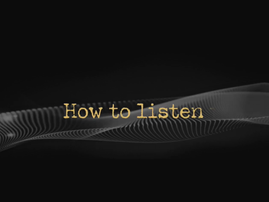 EAST COAST GOLD - HOW TO LISTEN