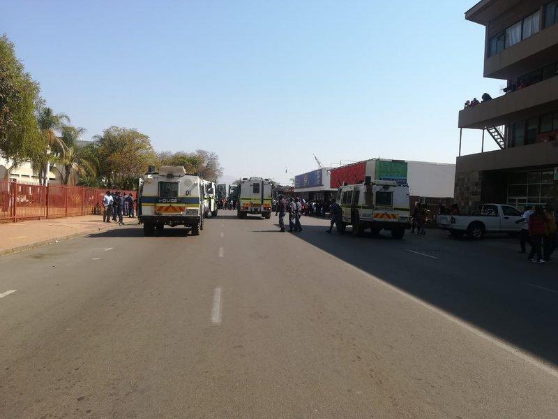 Mokopane protest