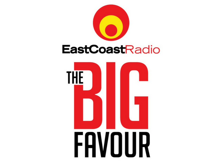 Big Favour cover image podcasts