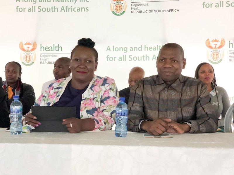 KwaZulu-Natal Health MEC Nomagugu Simelane-Zulu