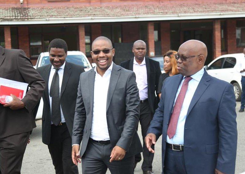 KZN Education MEC, Kwazi Mshengu