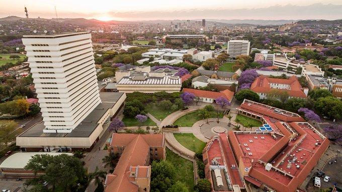 University of Pretoria campus overview