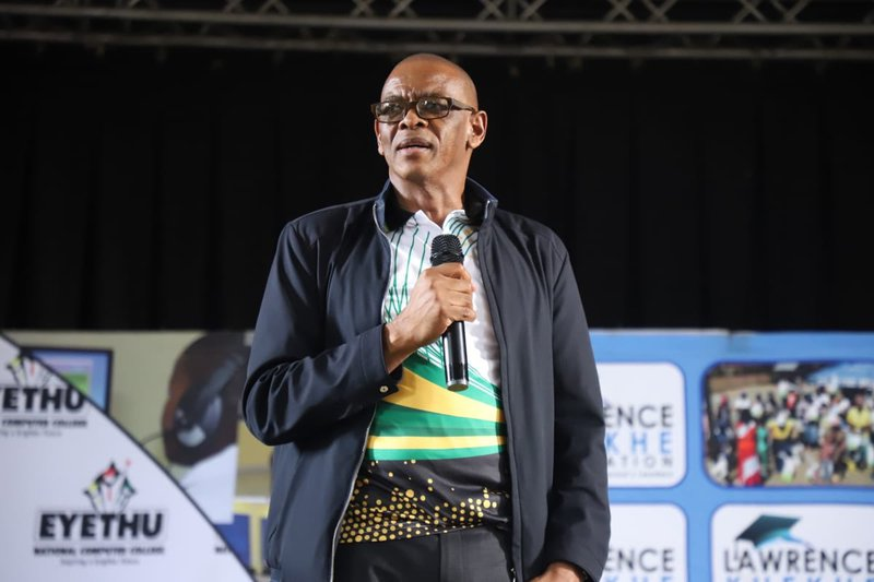 ANC Secretary General, Ace Magashule generic picture