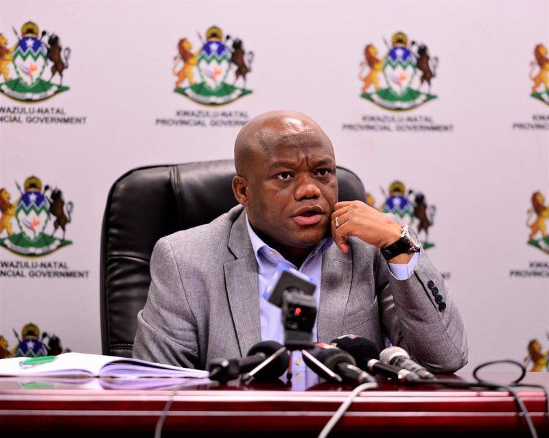 KZN Premier Sihle Zikalala ukzn