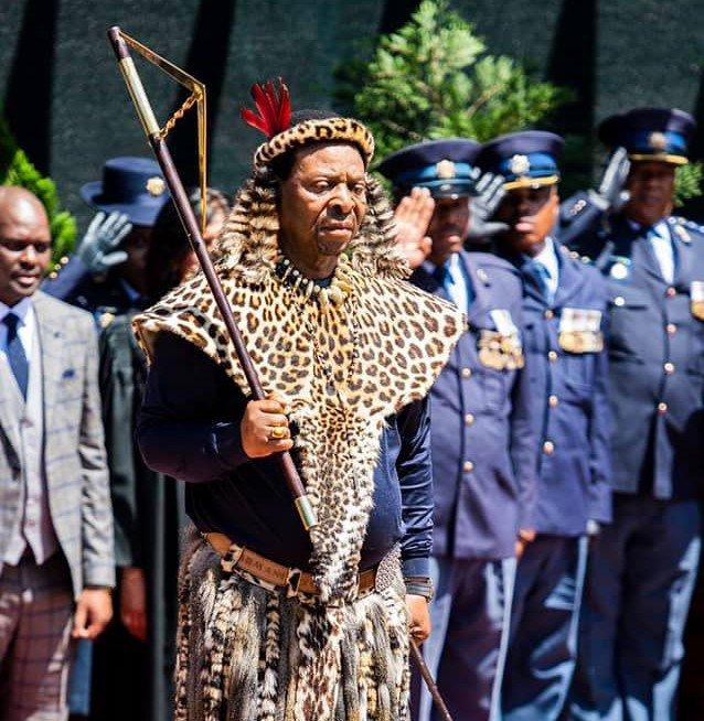 Zulu King Goodwill Zwelithini PMB