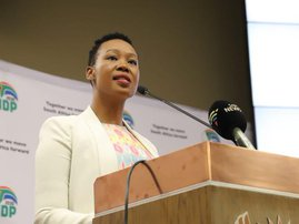 Stella Ndabeni Abrahams on virtual learning during lockdown