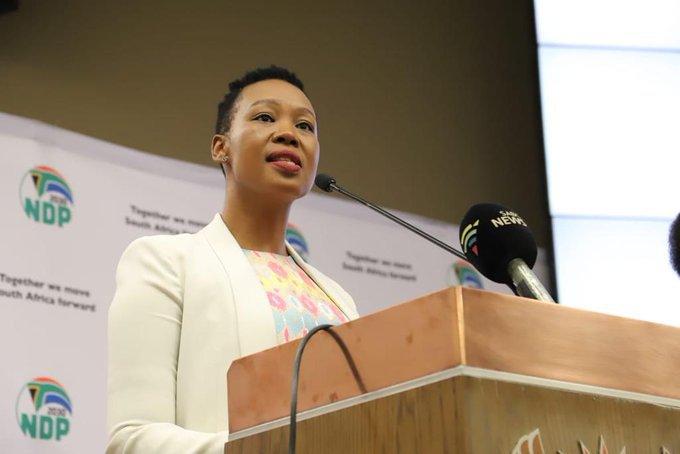 Stella Ndabeni Abrahams on virtual learning during lockdown