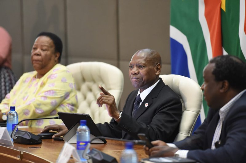 SA ministers coronavirus