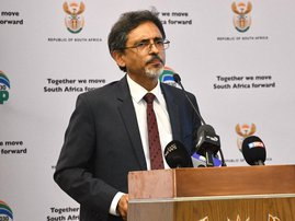 Ebrahim Patel DTI minister on price hikes