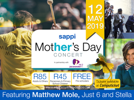 Sappi Mother's Day Concert