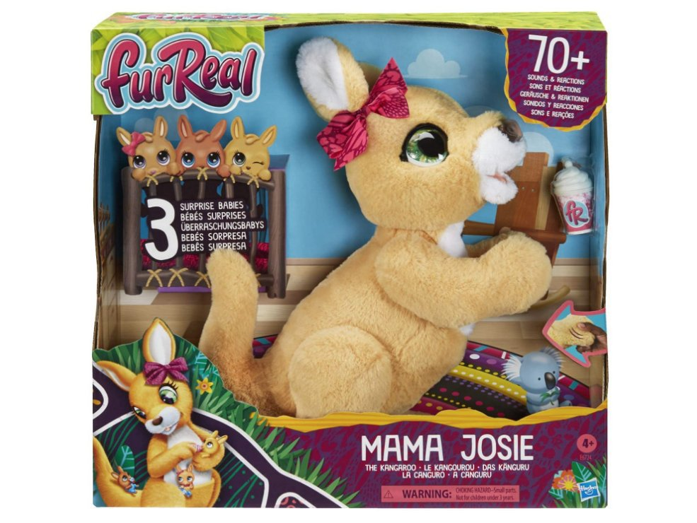 FurReal Josie The Kangaraoo