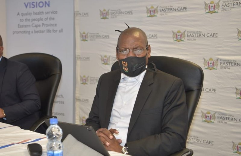 Zweli Mkhize in EC