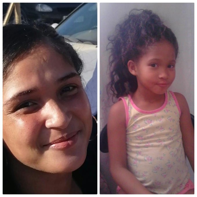 Altecia Kortje  and daughter Raynecia killed