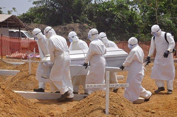 Ebola in North West