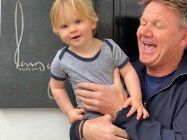 Gordon and son