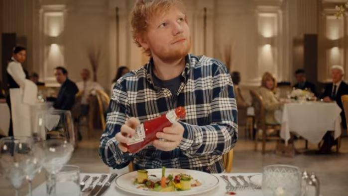 Ed Sheeran x Heizn Ketchup