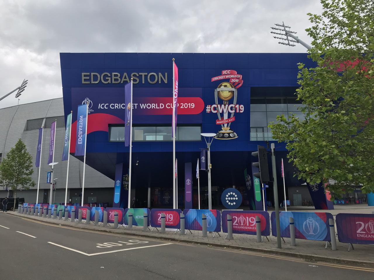 Edgbaston stadium / Supplied