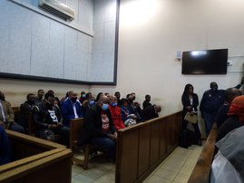 Court hears of conspiracy to frame Nathaniel Julies murder accused Nanthaniel Julies