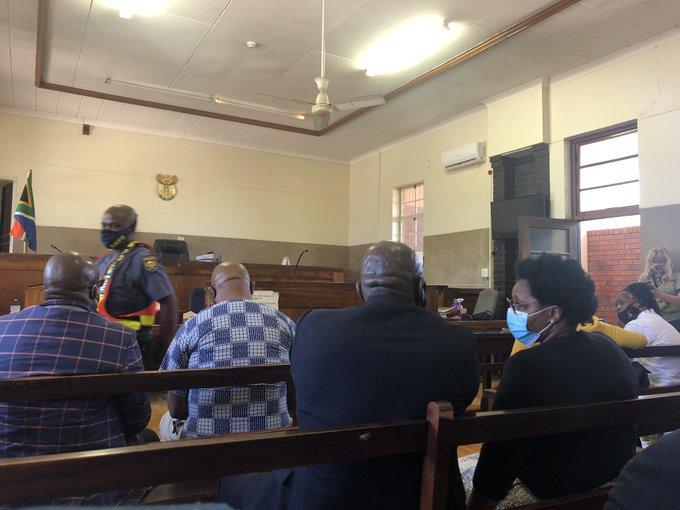 Court postpones bail application in Brendin Horner case Senekal Magistrates Court