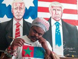 Rasta painting
