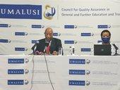 Umalusi's CEO Mafu Rakometsi