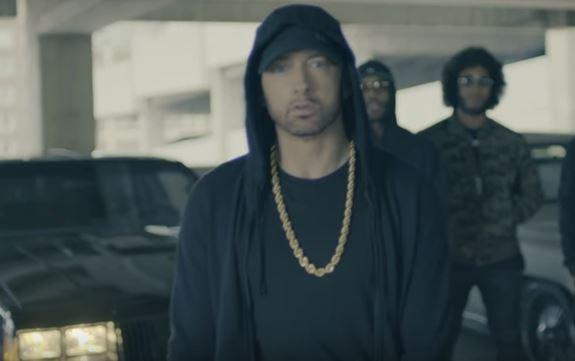 Eminem Trump rap