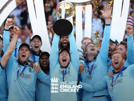 England Cricket Team world Cup