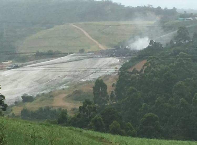 Upper Highway stench