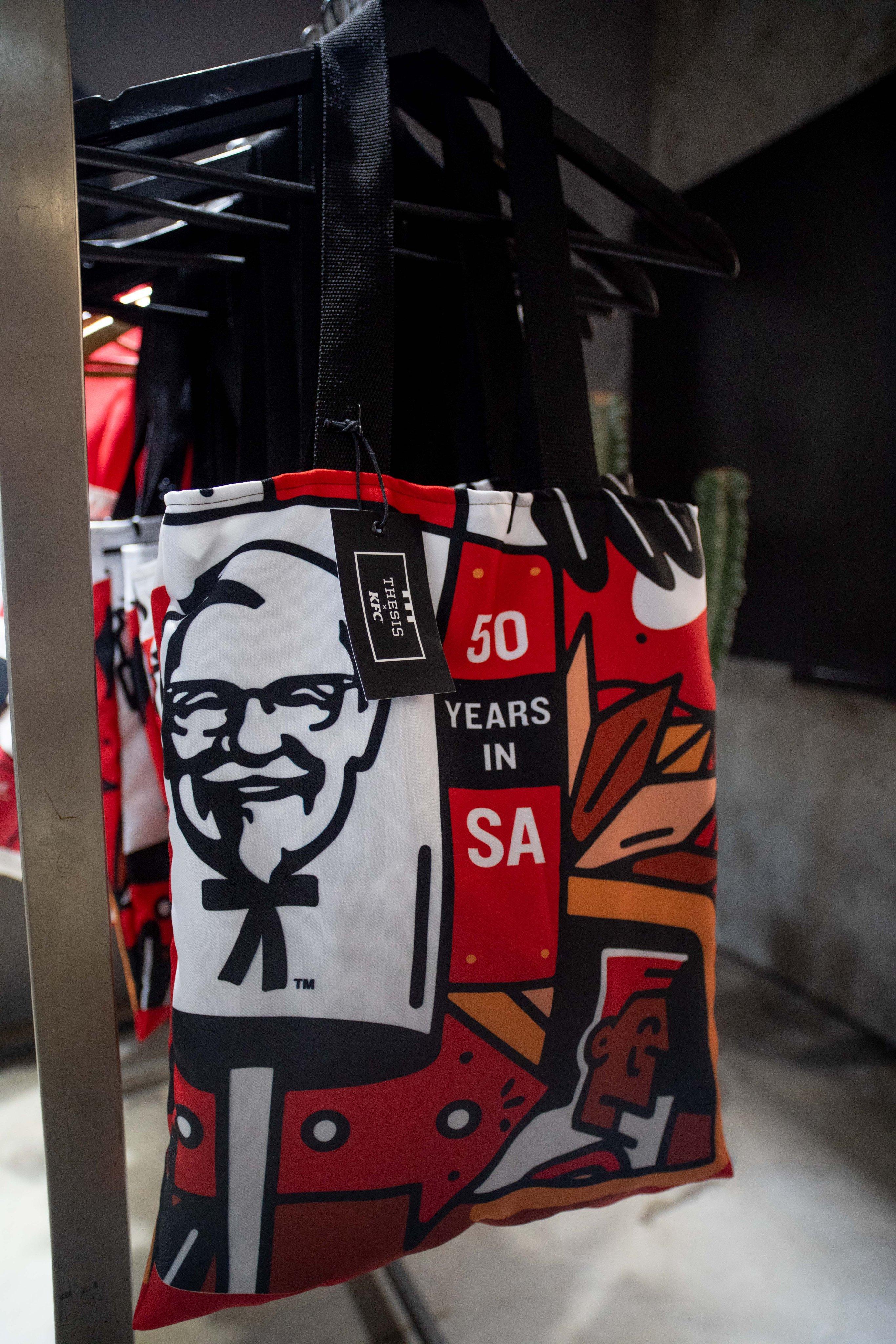 KFC COLLAB thesis lifestyle
