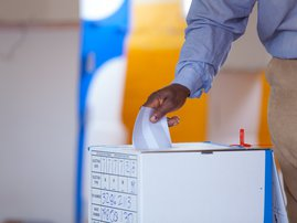 IEC 'satisfied' with voter turnout in by-elections