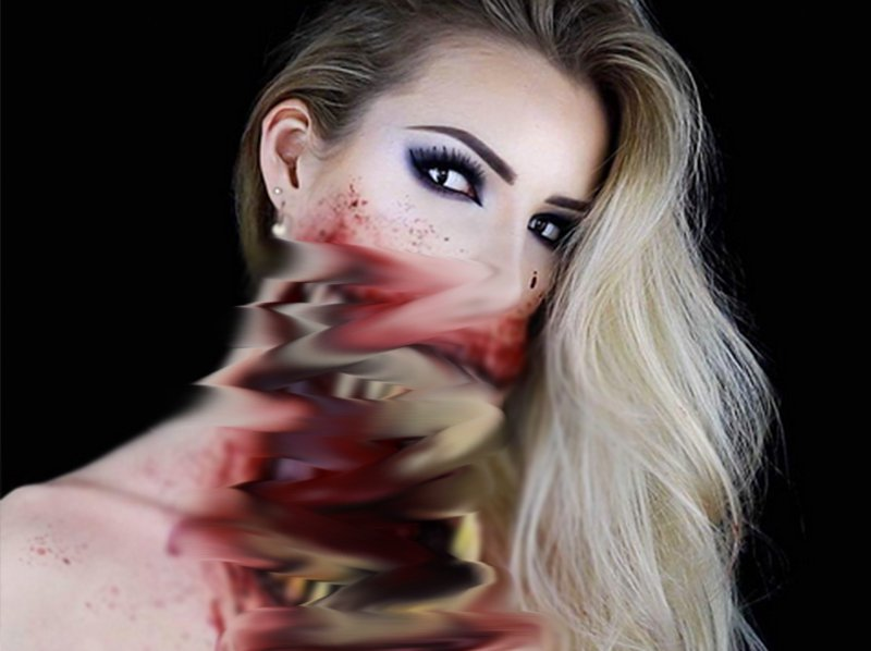 Epic halloween Make-up
