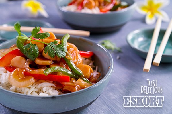 Easy Sweet & Sour Stir-Fry