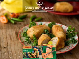 Spicy Cheesy Croquettes