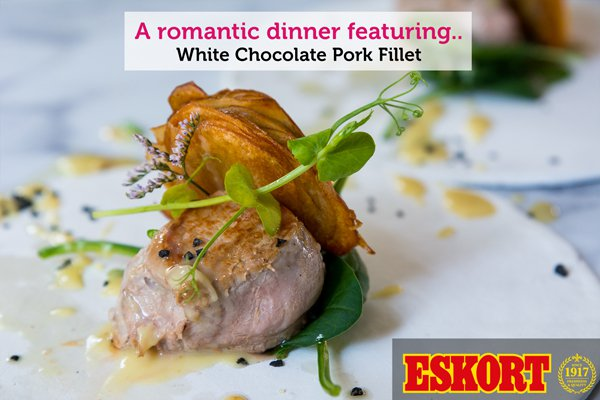 White Chocolate Pork Fillet