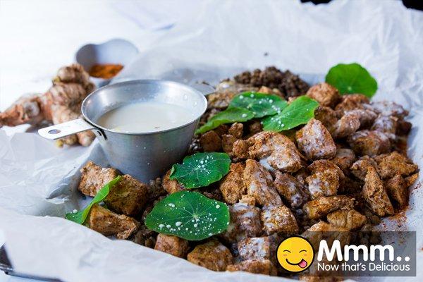 Berbere Spiced Pork Goulash