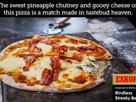 5 Ingredient Hawaiin Pizza