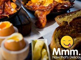 """Eskort's Saturday Morning Breakfast Fry Up with """"Vleisies"""""""