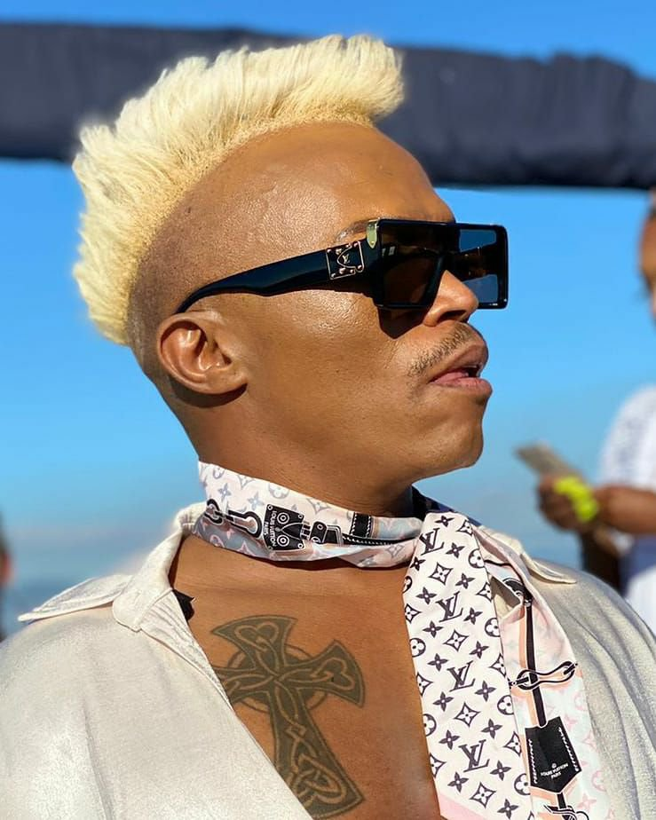 Somizi releases statement addressing the serious allegations that have been made
