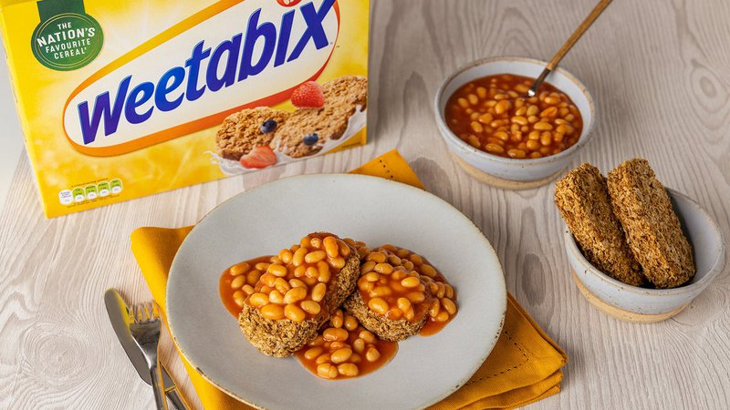 Weet Bix and Baked Beans