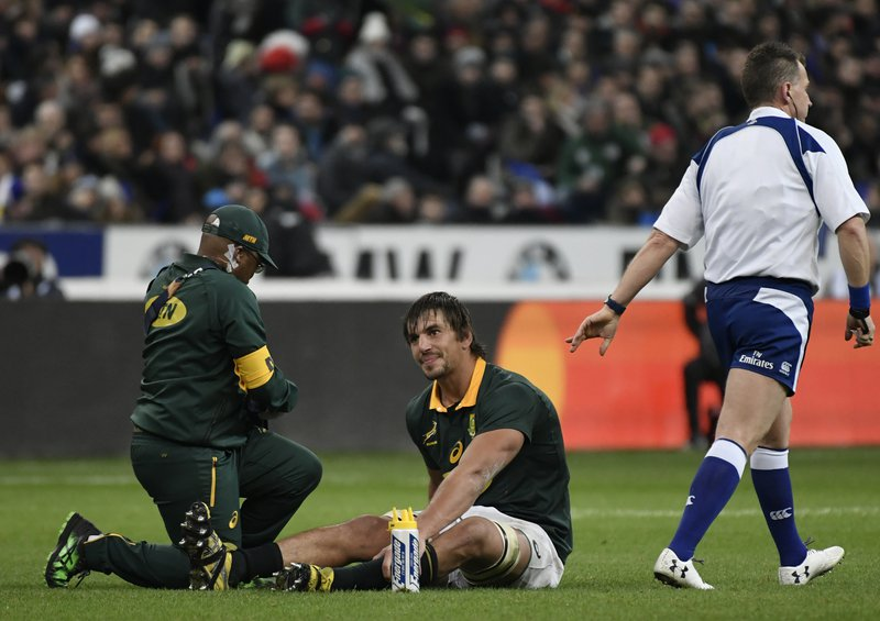 Rugby Championship 2018: True status of Erasmus' Springboks rebuild to be discovered